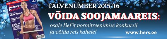 """BeFit 2016  võistlejate """"enne"""" pildigalerii!"""