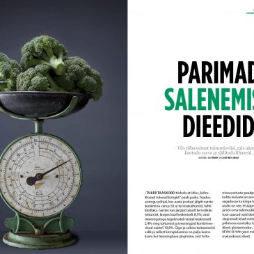 PARIMAD SALENEMISE DIEEDID