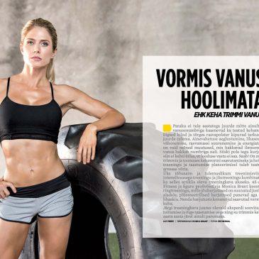 VORMIS VANUSEST HOOLIMATA