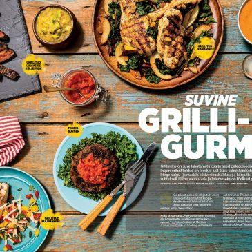 SUVINE GRILLI-GURMEE